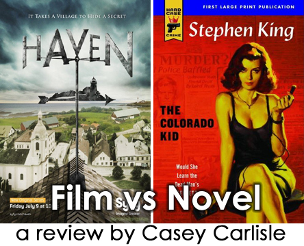 Haven vs The Colorado Kid Review  by Casey Carlisle