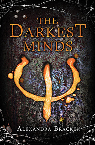 Book Review - The Darkest Minds by Casey Carlisle
