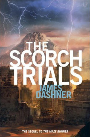 The Scorch Trials Book Review by Casey Carlisle