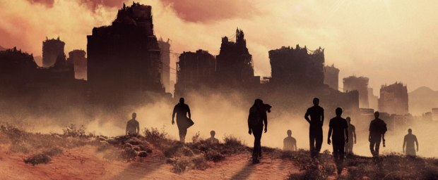 The Scorch Trials Book Review Pic 01 by Casey Carlisle