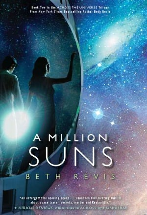 A Million Suns Book Review by Casey Carlisle