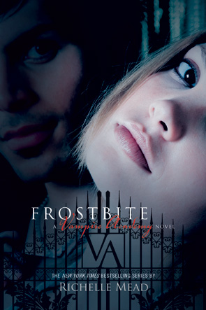Frostbite Book Review by Casey Carlisle