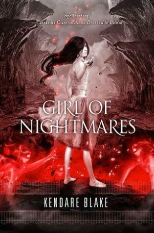 Girl of Nightmares Book Review by Casey Carlisle