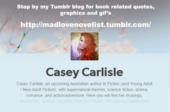 Tumblr Banner by Casey Carlisle