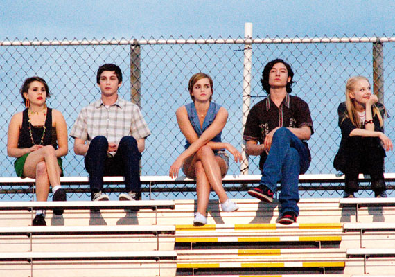 The Perks of Being a Wallflower Film vs Novel Pic 07 by Casey Carlilse