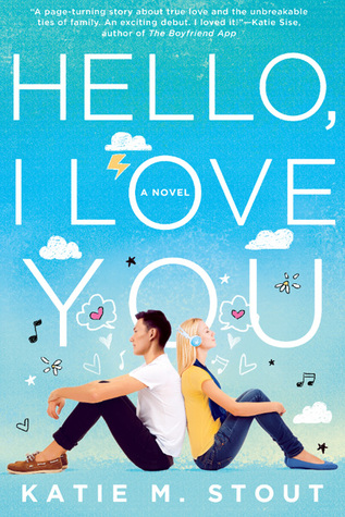 Hello I Love You Book Review Pic 01 by Casey Carlisle