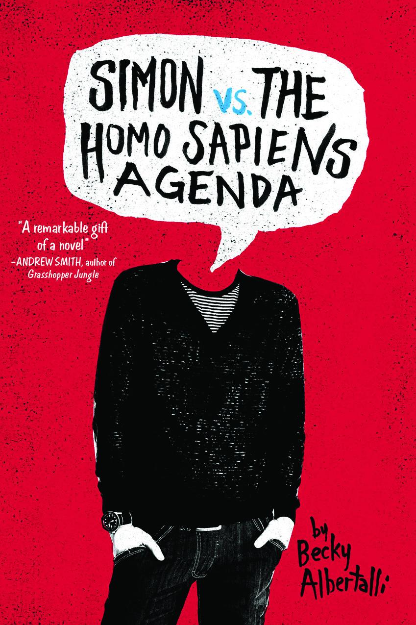 Book Review – Simon Vs. The Homo Sapiens Agenda by Becky Albertalli – Casey  Carlisle