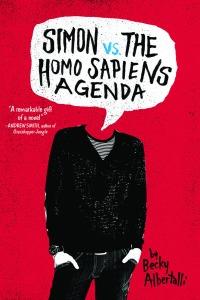 Simon vs the Homo Sapien Agenda Book Review Pic 1 by Casey Carlisle