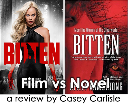 Bitten FilmvsNovel Review Pic 01 by Casey Carlisle