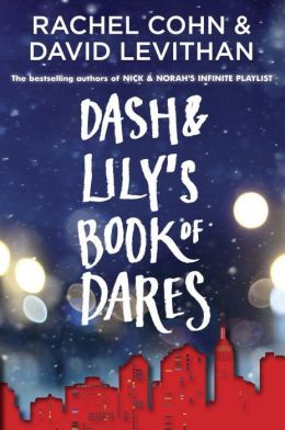 Dash and Lily's Book of Dares Book Review Pic 01 by Casey Carlisle