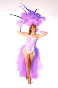 Lavender Casey Carlisle Showgirl