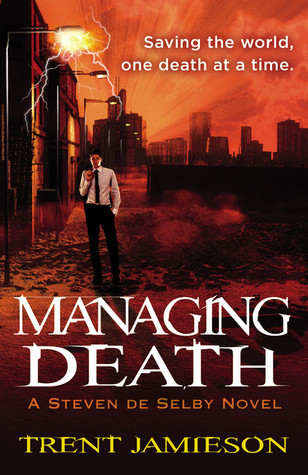 Managing Death Book Review by Casey Carlisle