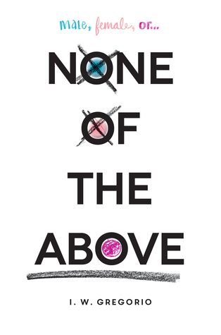 None of the Above Book Review Pic 01 by Casey Carlisle