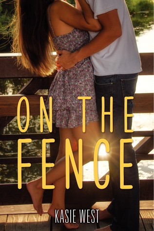 On The Fence Book Review Pic 01 by Casey Carlisle