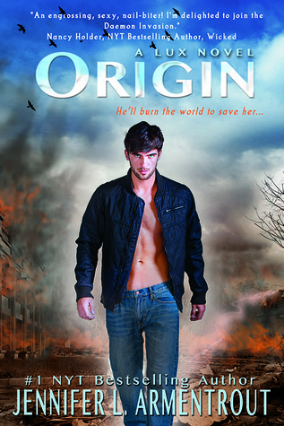 Origin (Lux) Book Review Pic 01 by Casey Carlisle
