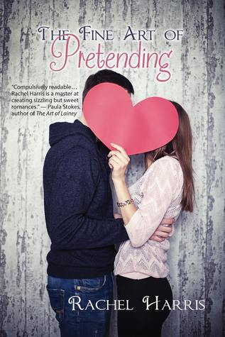 The Fine Art of Pretending Book Review Pic 01 by Casey Carlisle