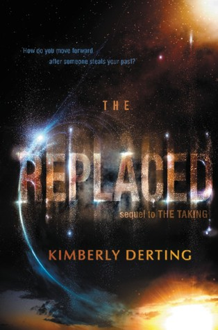 The Replaced Book Review Pic 01 by Casey Carlisle