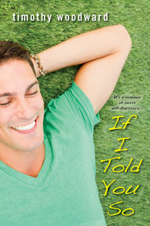 If I Told You So Book Review Pic 01 by Casey Carlisle