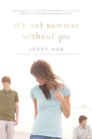 It's Not Summer Without You Book Review Pic 01 by Casey Carlisle