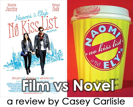 Naomi and Ely's No Kiss List Film vs Novel Pic 01 by Casey Carlisle