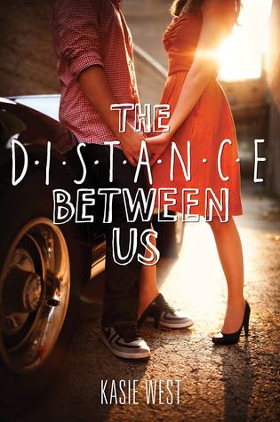 The Distance Between Us Book Review Pic 01 by Casey Carlisle