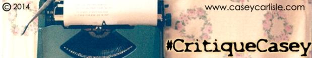 Critique Casey by Casey Carlisle