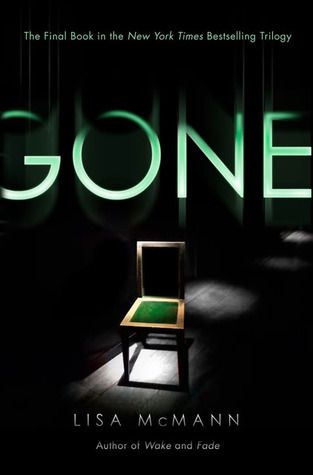 Gone Book Review Pic 01 by Casey Carlisle