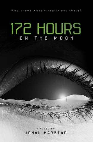 172 Hours onthe Moon Book Review Pic 01 by Casey Carlisle