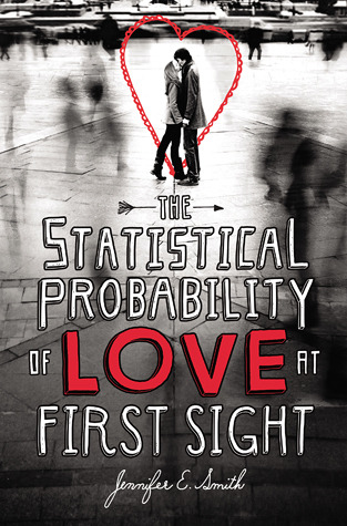 The Statistical Probability of Love at First Sight Book Review Pic 01 by Casey Carlisle