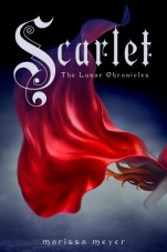 Scarlet Book Review by Casey Carlisle