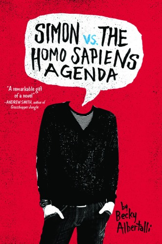 Simon vs the Homo Sapien Agenda Book Review Pic 1 by Casey Carlisle