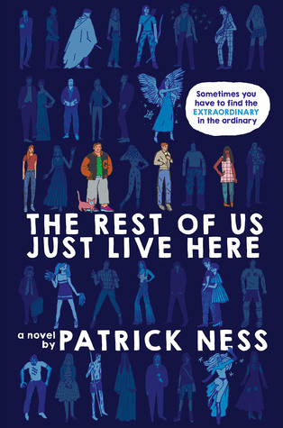 The Rest of Us Just Live Here Book Review Pic 01 by Casey Carlisle