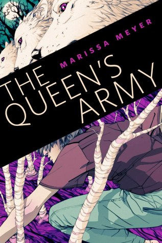 The Queens Army Book Review Pic 01 by Casey Carlisle
