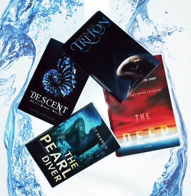 bookporn Water Themed Books February by Casey Carlisle.jpg