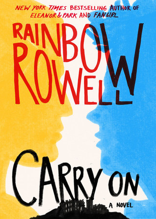 Carry On Book Review Pic 01 by Casey Carlisle