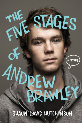 The Five Stages of Andrew Brawley Book Review Pic 01 by Casey Carlisle