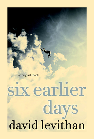 Six Day Earlier Book Review Pic 01 by Casey Carlisle