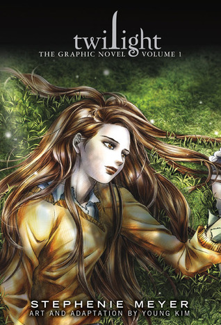 Twilight Graphic Novel Part 1 Book Review Pic 01 by Casey Carlisle
