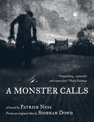 A Monster Calls Book Review Pic 01 by Casey Carlisle