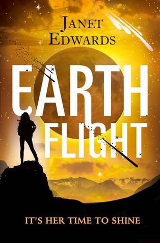 Earth Flight Book Review Pic 01 by Casey Carlisle