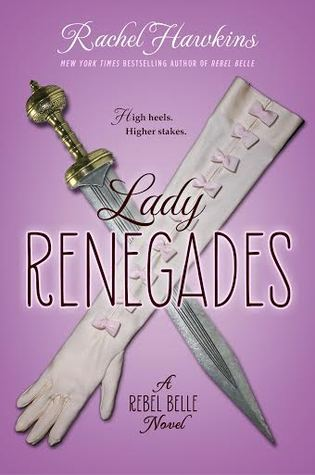 Lady Renegades Book Review Pic 01 by Casey Carlisle