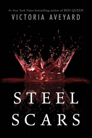 Steel Scars Book Review Pic 01 by Casey Carlisle