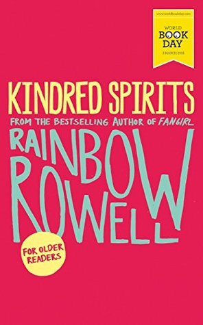 Kindred Spirits Book Review Pic 01 by Casey Carlisle