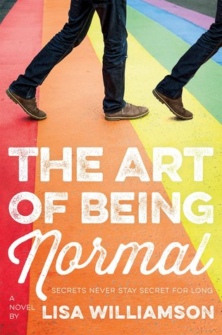 The Art of Being Normal Book Review Pic 01 by Casey Carlisle