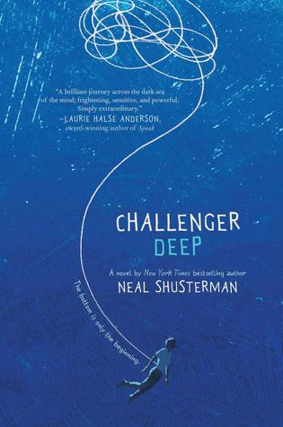 Challenger Deep Book Review Pic 01 by Casey Carlisle