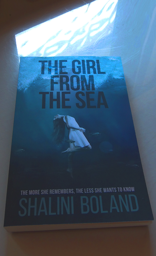 #bookporn The Girl From The Sea by Casey Carlisle.jpg