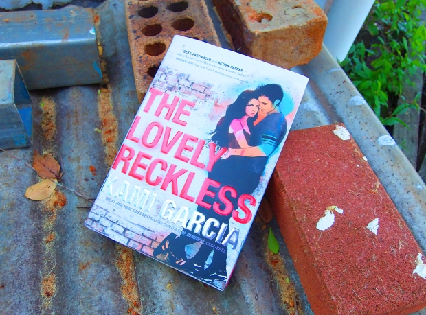 #bookporn The Lovely Reckless by Casey Carlisle.jpg