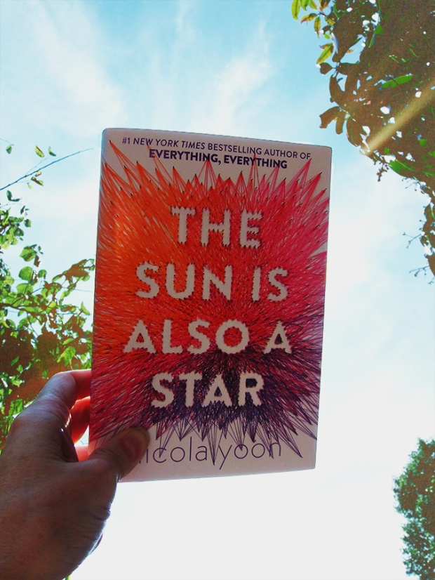 #bookporn The Sun Is Also A Star by Casey Carlisle.jpg