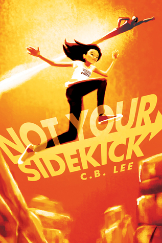 Not Your Sidekick Book Review Pic 01 by Casey Carlisle.jpg