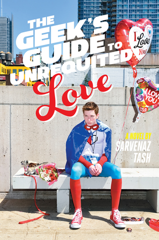 The Geek's Guide to Unrequited Love Book Review Pic 01 by Casey Carlisle.jpg